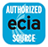 ECIA Authorized